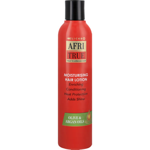 Moisturising Hair Lotion Olive & Argan Oil 250ml