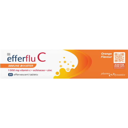 Immune Booster 20 Effervescent Tablets
