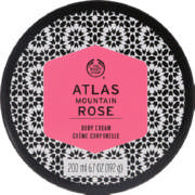 Atlas Mountain Rose Body cream 200ml