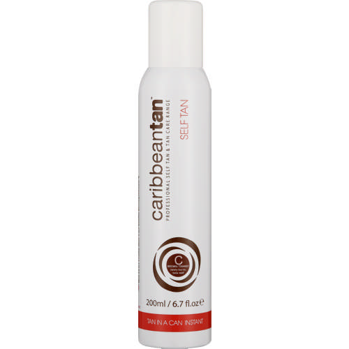 Tan In A Can Self Tan Instant C Brown/Tanned 200ml
