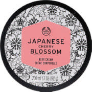 Voyage Body Cream Japanese Cherry Blossom 200ml