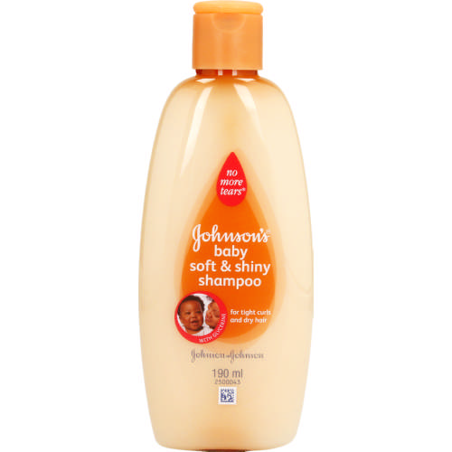 Soft & Shiny Baby Shampoo 190ml