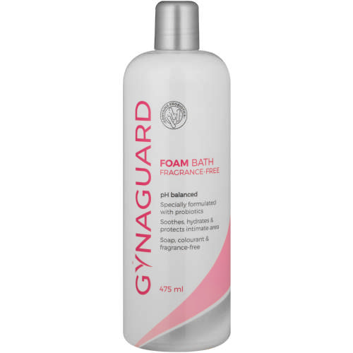 Personal Bath Foam Fragrance Free 475ml