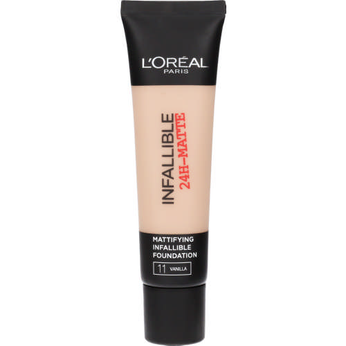 Infallible 24H-Matte Mattifying Foundation Vanilla 35ml