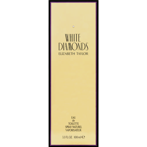 White Diamonds Eau De Toilette Spray 100ml