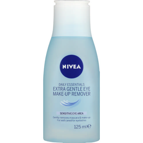Daily Essentials Extra Gentle Eye Makeup Remover 125ml