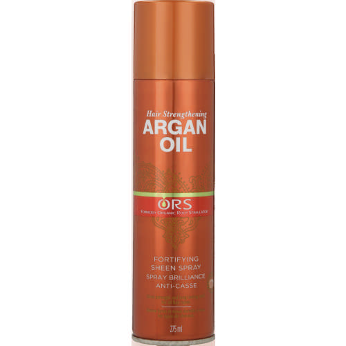 Argan Oil Fortifying Sheen Spray 275ml