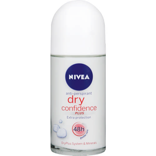 Anti-Perspirant Roll-On Dry Confidence 50ml