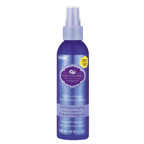 Blue Chamomile & Argan Oil 5-in-1 Leave-in Spray 177ml