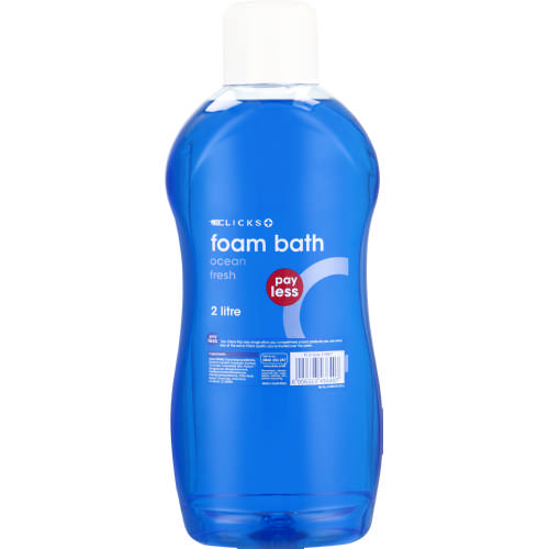 Payless Foam Bath Ocean Fresh 2 Litres