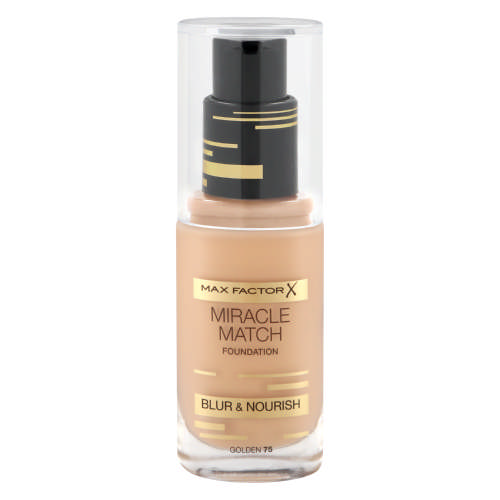 Miracle Match Blur Foundation Golden 75