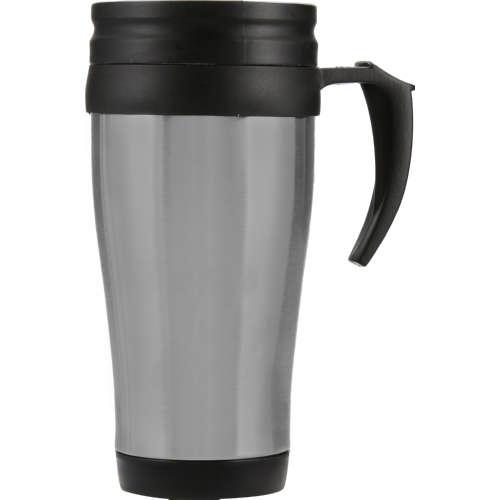 Home Stainless Steel Thermal Mug 450ml With Plastic Inner