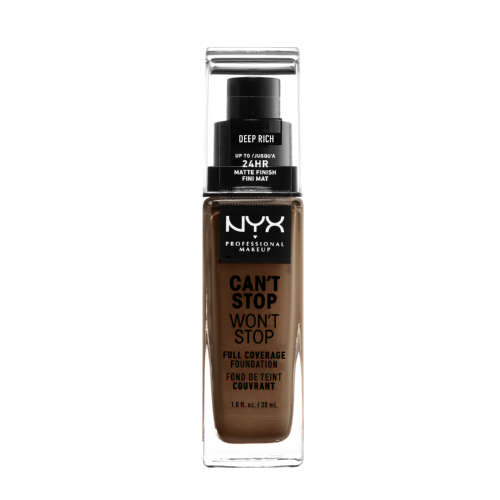 Cant Stop Wont Stop 24HR Liquid Foundation Deep Rich 30ml