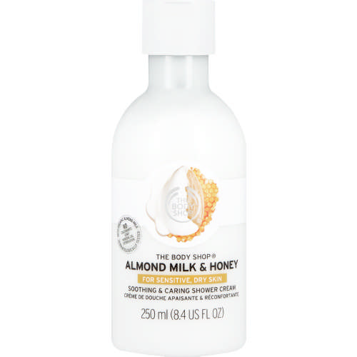 Almond Milk and Honey Soothing and Caring Shower Cream 250ml