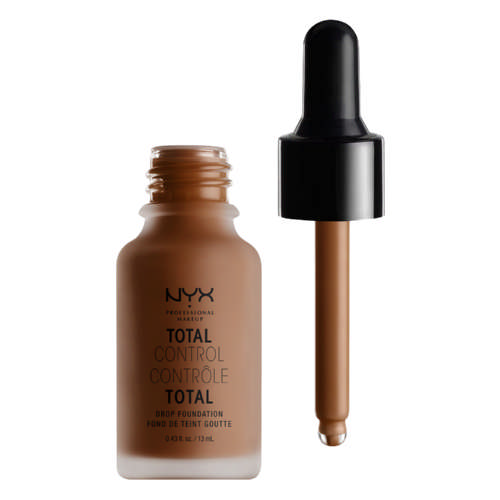 Total Control Drop Foundation Cocoa 13ml