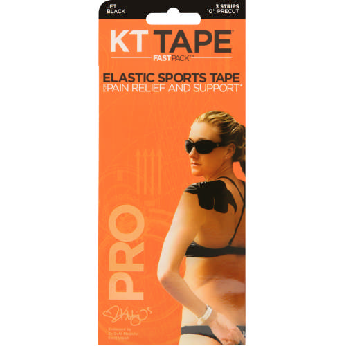 Fast Pack Elastic Sports Tape 3 Strips