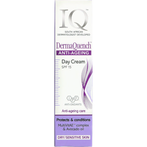 DermaQuench Anti-Ageing Day Cream Dry & Sensitive Skin 50ml