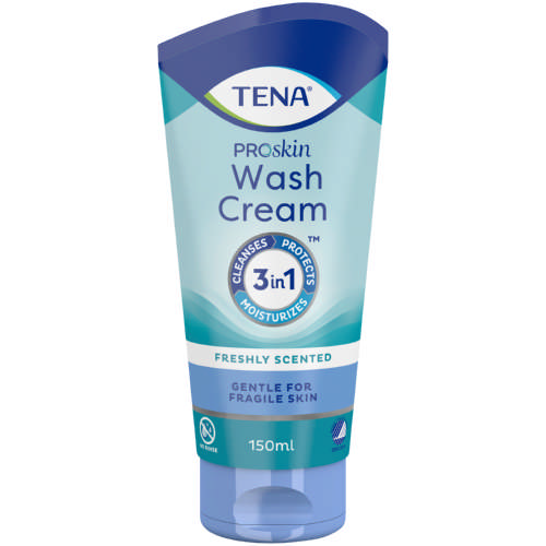 Wash Cream Tube 150ml