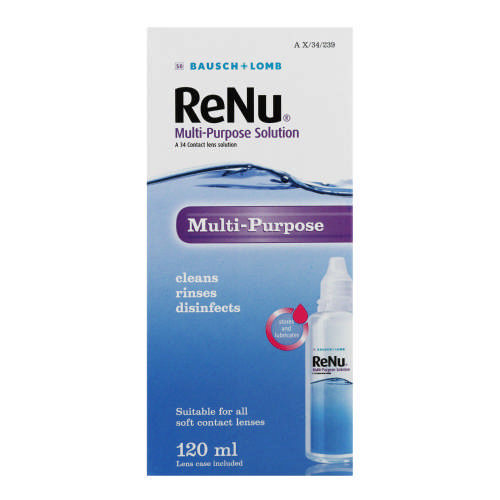 ReNu Multi-Purpose Solution Sensitive Eyes 120ml