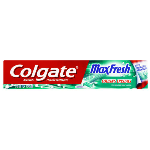 MaxFresh Toothpaste Clean Mint 75ml