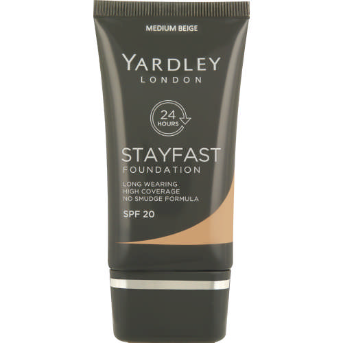 Stayfast Foundation Medium Beige 03 35ml