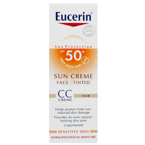 Sun Creme SPF50+ Tinted CC Cream Fair 50ml