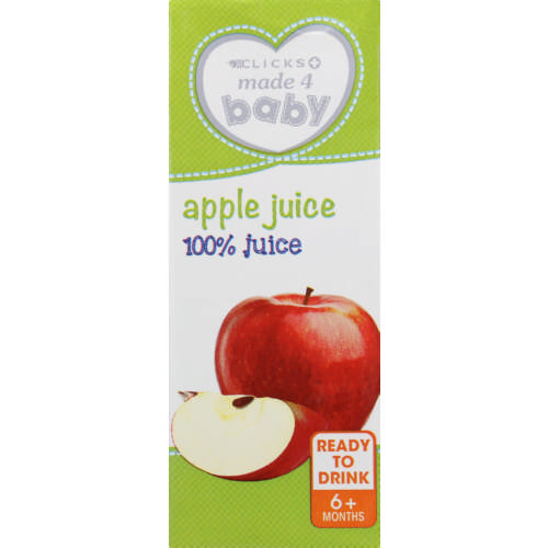 100% Juice Apple 200ml