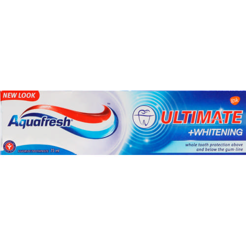 Ultimate + Whitening Toothpaste 100ml