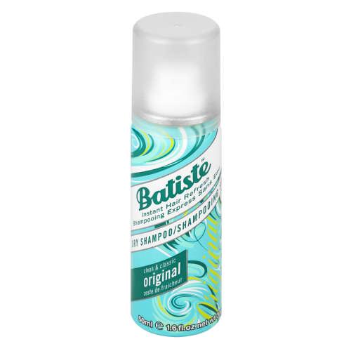 Batiste Clean Classic Original Dry Shampoo 50ml Clicks