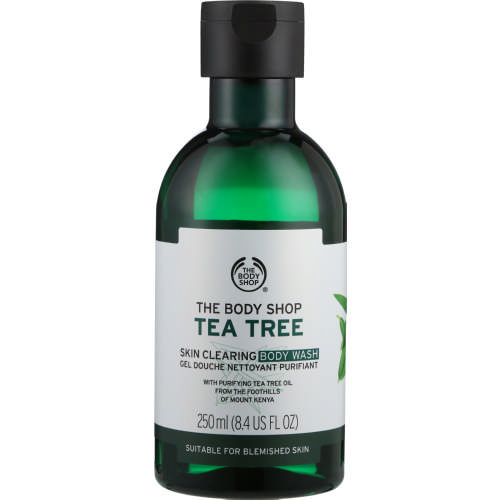 Tea Tree Skin Clearing Body Wash 250ml