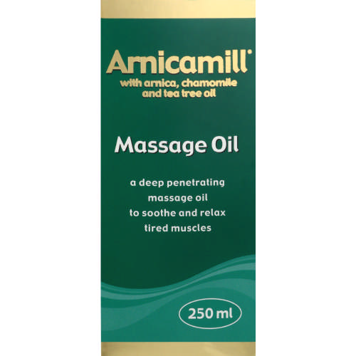 Massage Oil Lotion 250ml