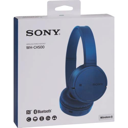 8ddee363cca WH-CH500 Wireless Bluetooth NFC 20 Hours Battery Life On Ear Headphones ·  test · test · test