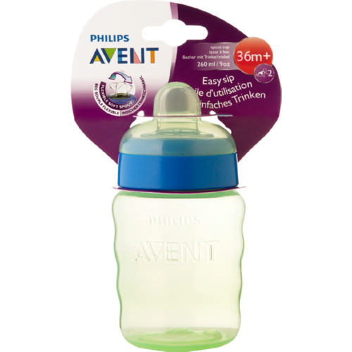 Classic Sippy Cup Girl 260ml