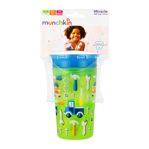 360 Degree Sippy Cup 265ml