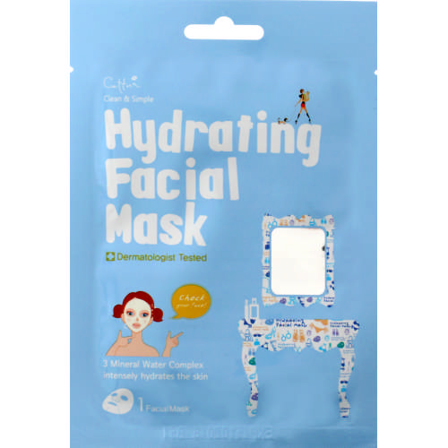 Cettua Hydrating Facial Mask
