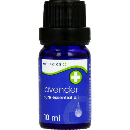 Pure Essential Oil Lavender 10ml