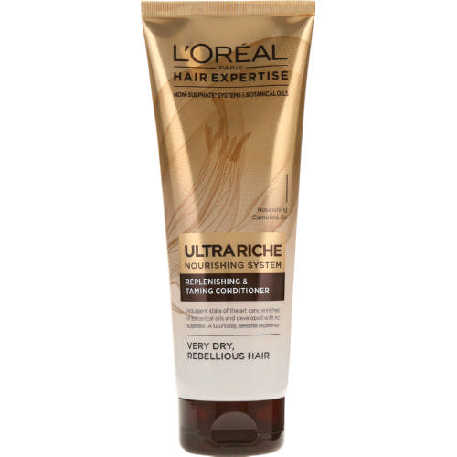 Hair Expertise Ultra Riche Replenishing & Taming Conditioner 250ml