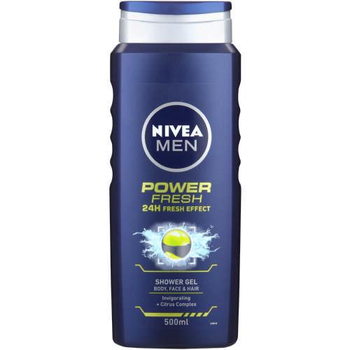 nivea shower gel
