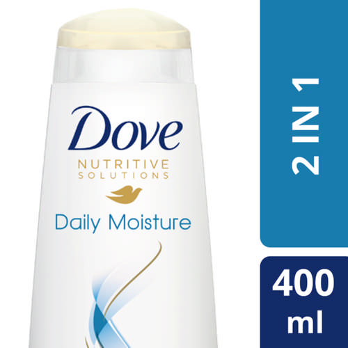 Nutritive Solutions 2 in 1 Shampoo Daily Moisture 400ml