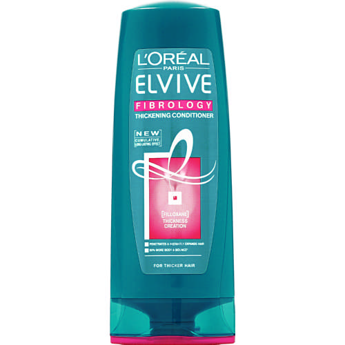 Elvive Fibrology Thickening Conditioner 400ml