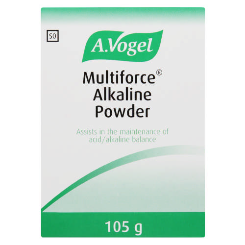 Multiforce Alkaline Powder 105g