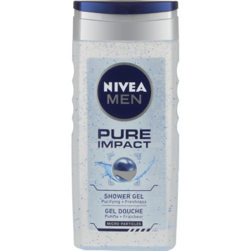 Shower Gel Pure Impact 250ml