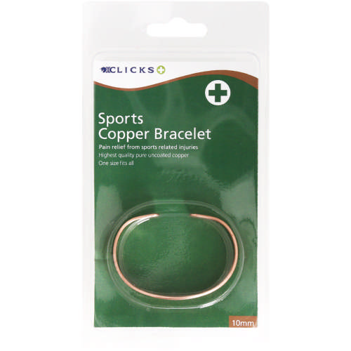 Sports Copper Bracelet 10mm