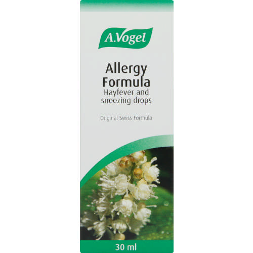 Allergy Formula Drops 30ml
