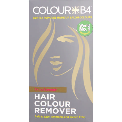 Scott Cornwall Hair Colour Remover Extra Strength Colour