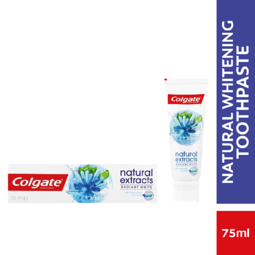 Natural Extracts Toothpaste Seaweed 75ml