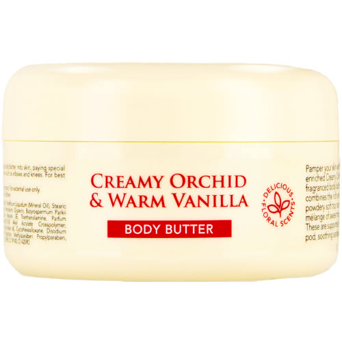 Creamy Orchid & Warm Vanilla Body Butter 250ml