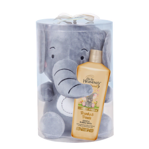 Oils Of Africa Elephant Cuddles Gift Bag