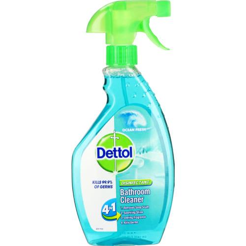 Dettol Disinfectant Bathroom Cleaner Ocean Fresh 500ml Clicks