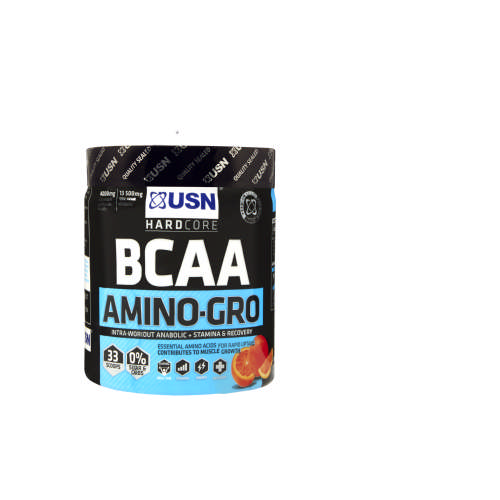 Core Series BCAA Amino Gro Orange 200g